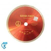 صفحه سرامیک بر 230 Gold first بسته 5 عددی