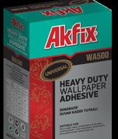 چسب کاغذ دیواری 1000 گرم آکفیکس Akfix