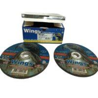 صفحه بزرگ آهن بر 230 عقاب wings کارتن 100 عددی (کرایه حمل بر عهده مشتری)