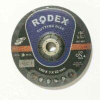 صفحه آهن بر 180 Rodex