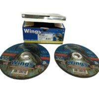 صفحه بزرگ آهن بر 230 عقاب wings