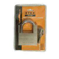 قفل آویز پایه بلند ETEX