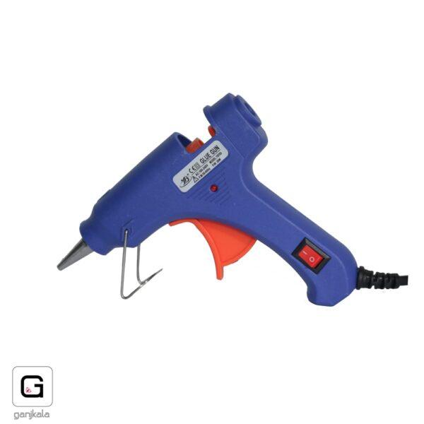 دستگاه چسب حرارتی 20 وات کلید دار GLUE GUN