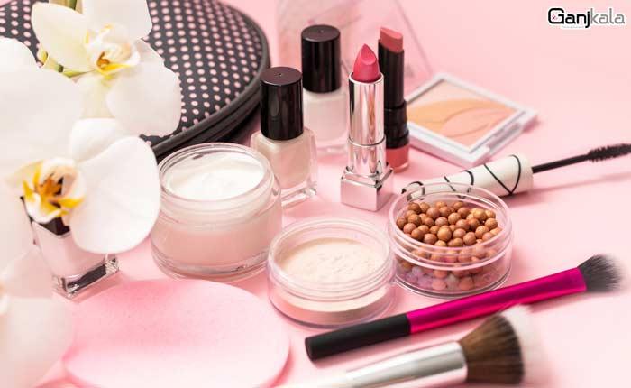 محصولات زیبایی پوست یا همان لوازم آرایشی