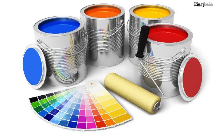 رنگ ساختمانی چیست (رنگ روغنی ساختمان)