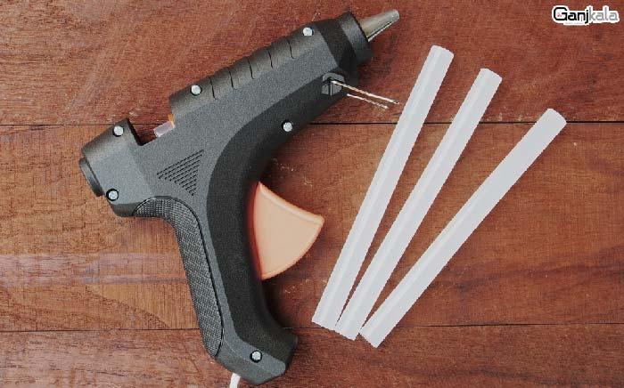 انواع تفنگ های چسب حرارتی